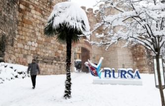 Bursa'da kar yağışı devam edecek mi?