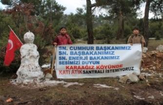 Bursa'da santral istemeyen mahalleliyi umutlandıran rapor
