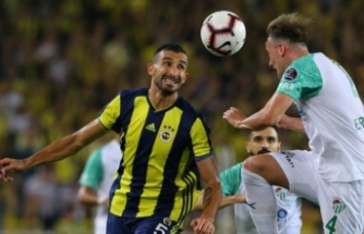 Bursaspor- Fenerbahçe rekabetinde 100. randevu