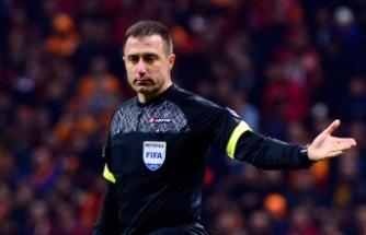 Bursaspor-Fenerbahçe maçının VAR'ı Hüseyin Göçek