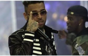 Chris Brown Paris'te tutuklandı