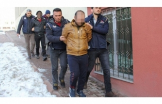 DEAŞ operasyonunda 2 Suriyeli gözaltına alındı