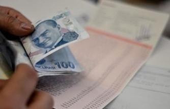 Emeklilere şubatta 340, mayısta 1000 lira