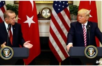 Erdoğan'dan Trump'a: 'Türkiye hazır'