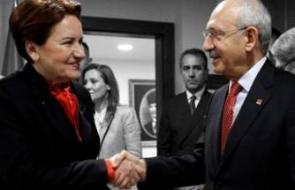 Kılıçdaroğlu ve Akşener buluştu: İttifakta sorunlar aşıldı