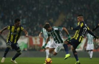 Timsah Fenerbahçe'yi yine elinden kaçırdı!