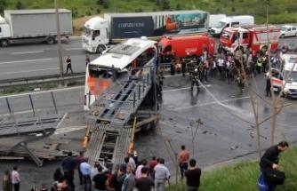 Trafik canavarı yollarda! Bursa'da bakın kaç can aldı?