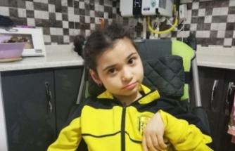 40 günlükken misafirin öptüğü Ecrin, ağır engelli oldu