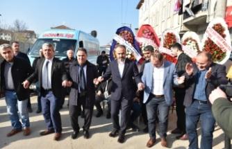 """Aktaş'tan metro açıklaması! """"Bakanlık yapacak"""""""