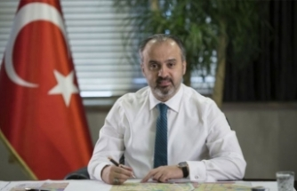 """Başkan Aktaş: """"Bursa'nın gücüne güç katabilmek için çalışıyoruz"""""""