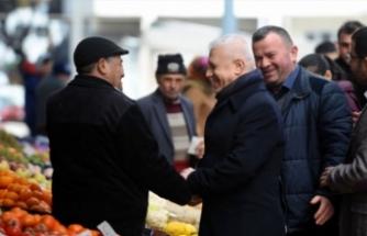 Başkan Bozbey'den Bursa'nın dağ ilçelerine destek sözü