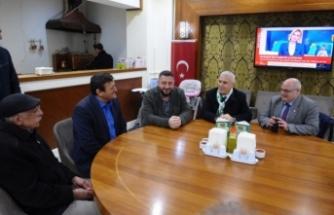 Bozbey'den Suriyeli açıklaması