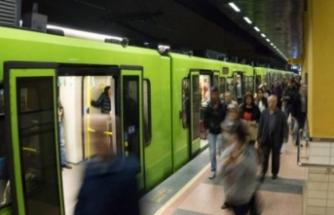 Bursa'da 12.00-17.00 arasında metro ücretsiz!