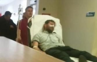 Bursa'da fare zehri içip, bileğini keserek intihara kalkıştı!