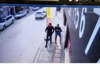 Bursa'da şaşkına çeviren olay! İlk müdahaleyi kendisi yaptı