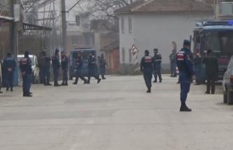 Bursa'da kalaşnikoflu cinayette keşif yapıldı! Herkes onları izledi