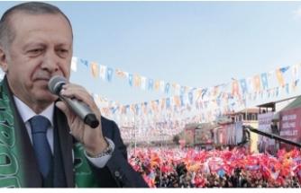 Cumhurbaşkanı Erdoğan'dan parti logosu tepkisi