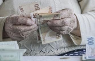 Emekliye en az bin lira!