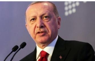 Erdoğan'dan Kemal Karpat için taziye mesajı
