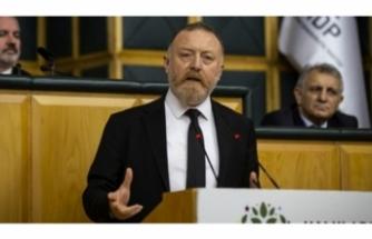 HDP Genel Başkanı Temelli hakkında soruşturma