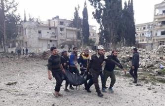 İdlib'de bombalı saldırı! Onlarca ölü ve yaralı var...