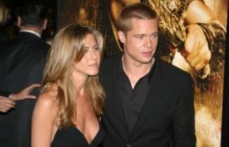 'Jennifer Aniston ile Brad Pitt üç yıldır görüşüyor'