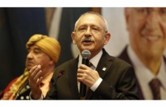 Kılıçdaroğlu, aralarında Bursa'nın da olduğu 21 ilde seçim çalışması yapacak