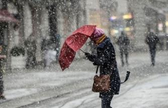 Meteoroloji'den o iller için kritik kar uyarısı