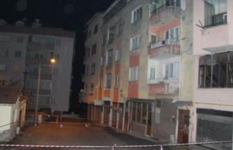 Polis gece saatlerinde boşalttı