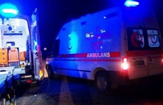 Sakarya Kışlası'nda mühimmat patladı: Yaralılar var