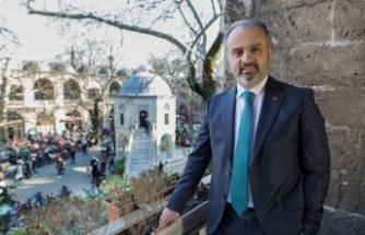 Aktaş, Bursa sevdasını mısralara döktü