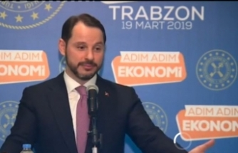 Bakan Berat Albayrak'tan dolar açıklaması