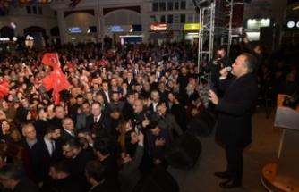Başkan Aktaş'tan birlik ve beraberlik çağrısı!