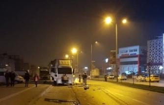 Bursa'da alkollü otobüs şoförü dehşeti