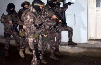 Bursa'da terör propagandası yapanlara operasyon: 8 kişi gözaltında