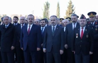 Çanakkale kahramanları Bursa'da anıldı!