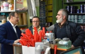 Çavuşoğlu, Aktaş ve Dündar'a destek istedi