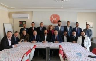 """""""Cumhur İttifakı Nilüfer'de tarih yazacak"""""""