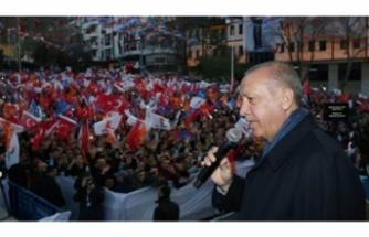 Cumhurbaşkanı Erdoğan'dan terör uyarısı!