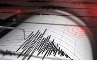 Denizli'de deprem! Yine sallandı