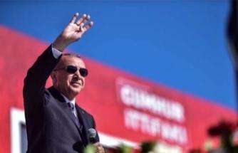 Erdoğan ve Bahçeli'den Yenikapı'da önemli açıklamalar!