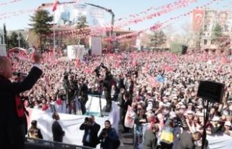 Erdoğan'dan Eskişehir'de önemli açıklamalar