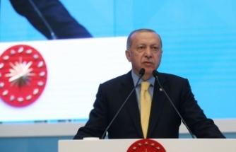 """Erdoğan'dan Trump'a : """"Asla izin vermeyiz"""""""