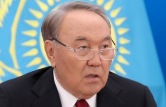 Kazakistan'da Nazarbayev istifasını açıkladı!