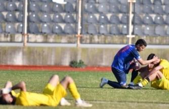 Manisaspor, TFF 3. Lig'e düştü