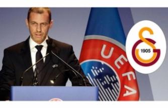 UEFA'da Galatasaray açığı!