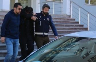 117 suçtan aranıyordu yakalandı