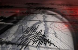 Akdeniz'de 4.4 şiddetinde deprem!