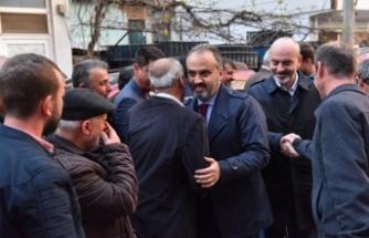 Bu köyde bütün oylar AK Parti'ye çıktı