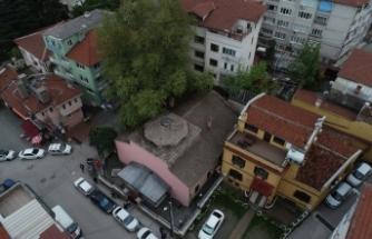 Bursa'da 700 yıllık medreseye  tuvalet